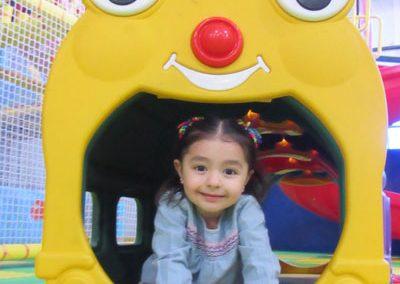 Túneles para niños