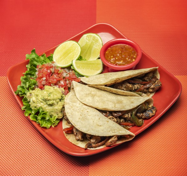 Tacos MaxFun Arrachera